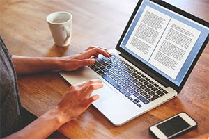 self-writing selling texts